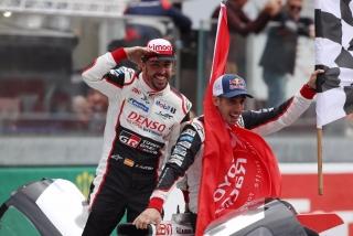 Fotos Fernando Alonso 24 Horas de Le Mans 2018 Foto 71