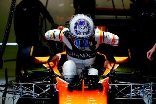 Foto 2 - Fotos Fernando Alonso F1 2017