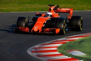 Fotos Fernando Alonso F1 2017 Foto 6