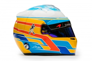 Fotos Fernando Alonso F1 2017 Foto 1