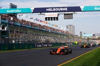 Fotos Fernando Alonso F1 2017 Foto 27