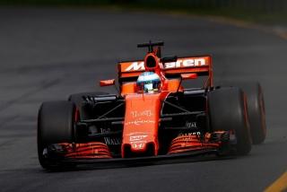 Fotos Fernando Alonso F1 2017 Foto 32