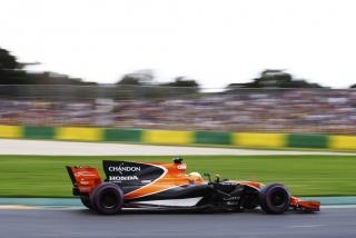 Fotos Fernando Alonso F1 2017 Foto 33