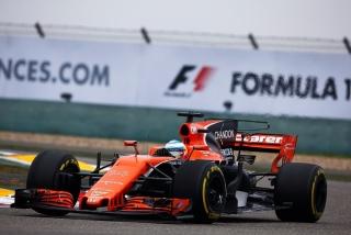Fotos Fernando Alonso F1 2017 Foto 40