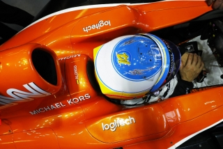 Fotos Fernando Alonso F1 2017 Foto 43