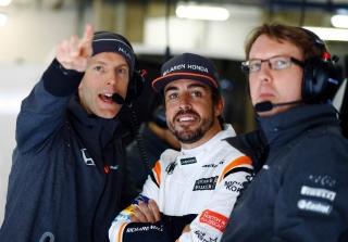 Fotos Fernando Alonso F1 2017 Foto 49