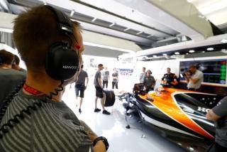 Fotos Fernando Alonso F1 2017 Foto 50