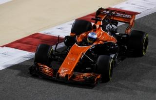 Fotos Fernando Alonso F1 2017 Foto 58