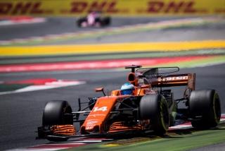 Fotos Fernando Alonso F1 2017 Foto 68
