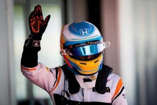 Fotos Fernando Alonso F1 2017 Foto 69