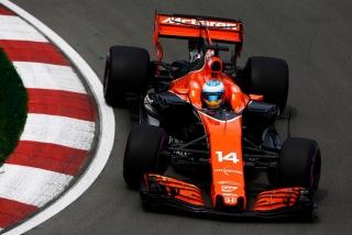 Fotos Fernando Alonso F1 2017 Foto 85