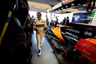Fotos Fernando Alonso F1 2017 Foto 89