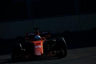 Fotos Fernando Alonso F1 2017 Foto 91