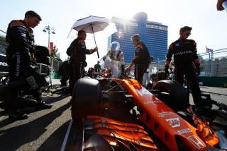 Fotos Fernando Alonso F1 2017 Foto 93