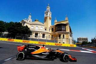 Fotos Fernando Alonso F1 2017 Foto 96