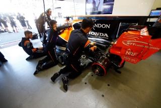 Fotos Fernando Alonso F1 2017 Foto 98