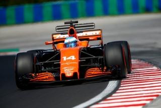 Fotos Fernando Alonso F1 2017 Foto 101