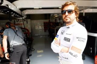 Fotos Fernando Alonso F1 2017 Foto 102