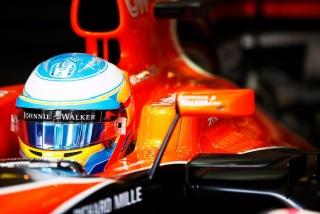 Fotos Fernando Alonso F1 2017 Foto 103