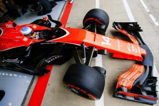 Fotos Fernando Alonso F1 2017 Foto 107