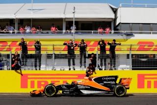 Fotos Fernando Alonso F1 2017 Foto 120