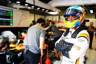 Fotos Fernando Alonso F1 2017 Foto 122