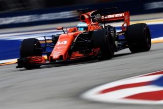 Fotos Fernando Alonso F1 2017 Foto 128