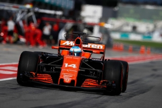 Fotos Fernando Alonso F1 2017 Foto 137