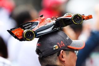 Fotos Fernando Alonso F1 2017 Foto 141
