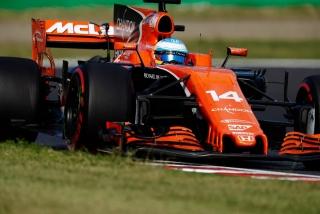 Fotos Fernando Alonso F1 2017 Foto 145