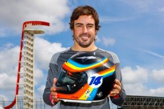 Fotos Fernando Alonso F1 2017 Foto 147