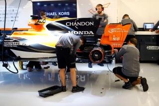 Fotos Fernando Alonso F1 2017 Foto 148
