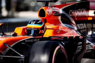 Fotos Fernando Alonso F1 2017 Foto 159