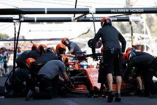 Fotos Fernando Alonso F1 2017 Foto 160