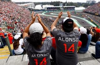 Fotos Fernando Alonso F1 2017 Foto 164