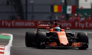 Fotos Fernando Alonso F1 2017 Foto 165