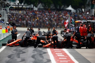 Fotos Fernando Alonso F1 2017 Foto 172