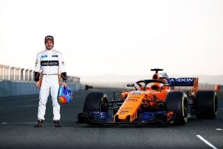 Foto 2 - Fotos Fernando Alonso F1 2018