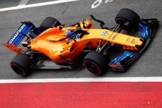 Foto 3 - Fotos Fernando Alonso F1 2018