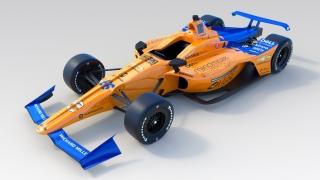 Fotos Fernando Alonso Indy 500 2019