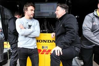 Fotos Fernando Alonso Indy 500 Foto 10