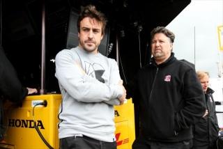 Fotos Fernando Alonso Indy 500 Foto 11