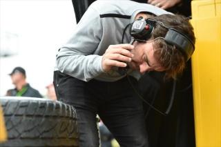 Fotos Fernando Alonso Indy 500 Foto 13