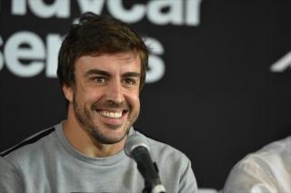 Fotos Fernando Alonso Indy 500 Foto 21