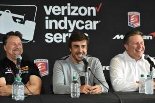 Fotos Fernando Alonso Indy 500 Foto 23