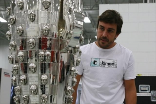 Fotos Fernando Alonso Indy 500 Foto 28