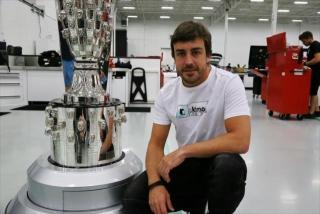 Fotos Fernando Alonso Indy 500 Foto 31