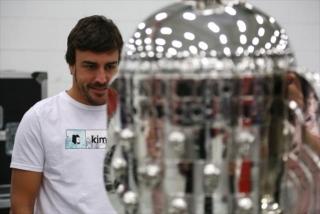 Fotos Fernando Alonso Indy 500 Foto 32