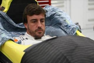 Fotos Fernando Alonso Indy 500 Foto 33