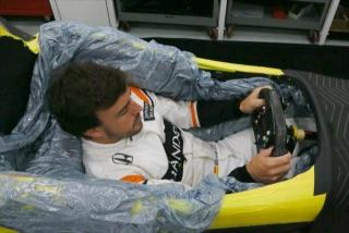 Fotos Fernando Alonso Indy 500 Foto 35